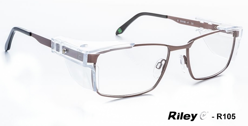 Riley R105 Prescription safety glasses