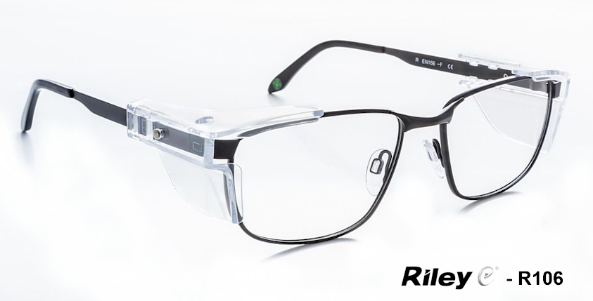 Riley R106 Prescription safety glasses
