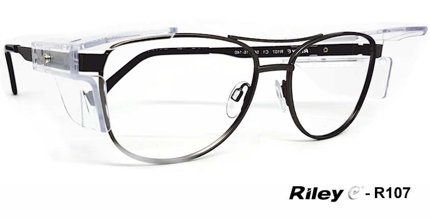 Riley R107 Prescription safety glasses