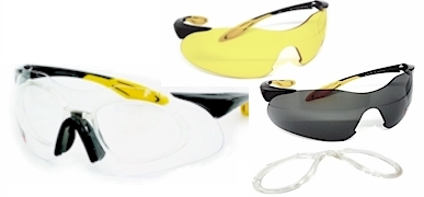RxWrap Bundle EN166F Prescription safety glasses