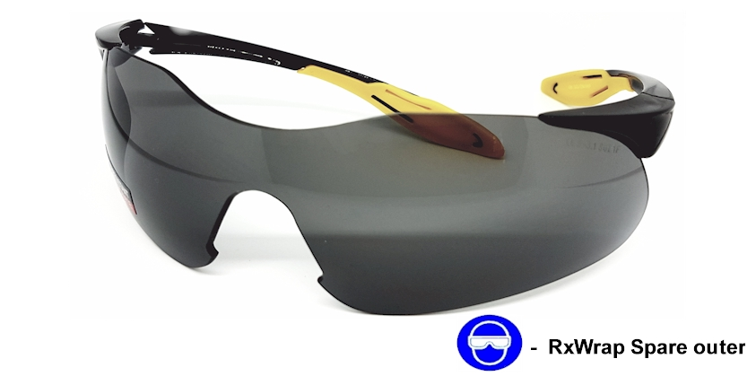 RxWrap (Grey) Replacement Outer frame