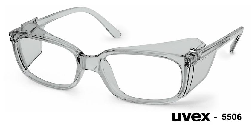 UVEX 5506 prescription safety glasses
