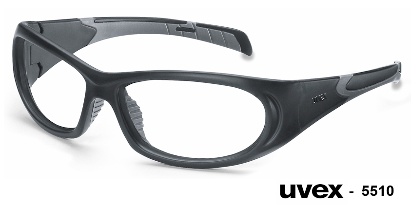 UVEX 5510 prescription safety glasses