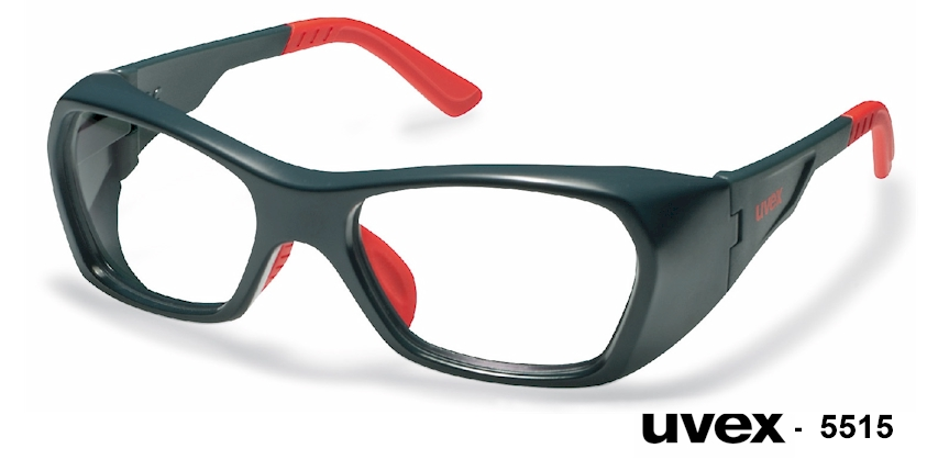 UVEX 5515 prescription safety glasses